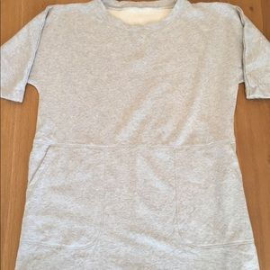COS sweatshirt dress sz medium. Generous fit
